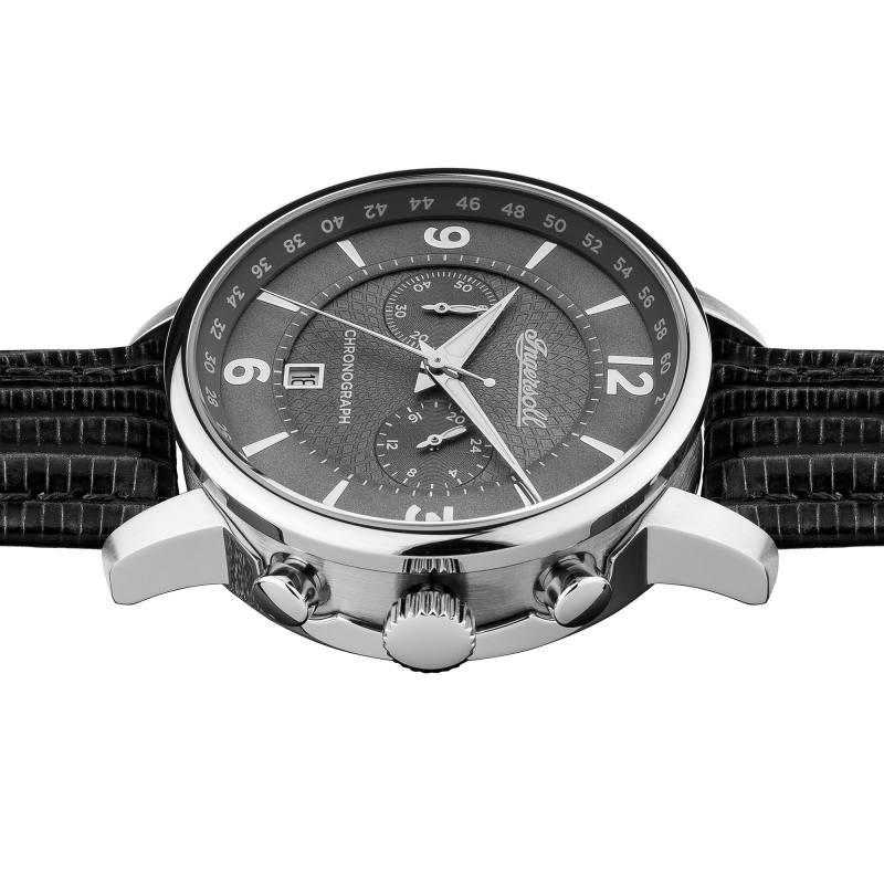 Ingersoll i00601 herrenuhr the grafton chronograph for The grafton